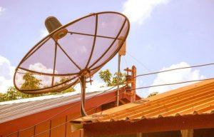 antenna installation